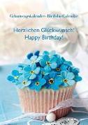 Cover-Bild zu Geburtstagskalender Herzlichen Glückwunsch