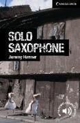 Cover-Bild zu Solo Saxophone von Harmer, Jeremy