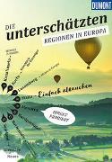 Cover-Bild zu Die Unterschätzten Regionen in Europa von Bötig, Klaus