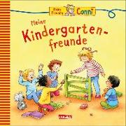 Cover-Bild zu Meine Freundin Conni - Meine Kindergartenfreunde (Neuausgabe) von Görrissen, Janina (Illustr.)