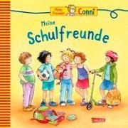 Cover-Bild zu Meine Freundin Conni - Meine Schulfreunde von Görrissen, Janina (Illustr.)