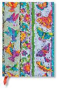 Cover-Bild zu Verspielte Kreationen Kolibri und Schmetterlinge Midi unliniert