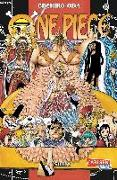 Cover-Bild zu Oda, Eiichiro: One Piece, Band 77
