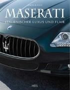 Cover-Bild zu Maserati von Buckley, Martin