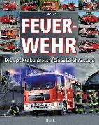 Cover-Bild zu Feuerwehr von Hajt, Jörg