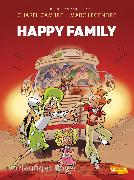 Cover-Bild zu Legendre, Marc: Spirou und Fantasio Spezial 35: Happy Family