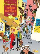 Cover-Bild zu Franquin, André: Spirou & Fantasio Gesamtausgabe 03: Reisen um die ganze Welt
