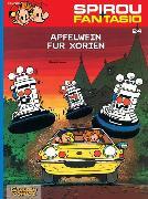 Cover-Bild zu Franquin, André: Spirou und Fantasio, Band 24
