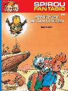 Cover-Bild zu Franquin, André: Spirou und Fantasio, Band 32