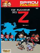 Cover-Bild zu Franquin, André: Spirou und Fantasio, Band 35
