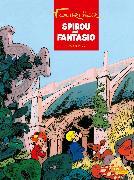 Cover-Bild zu Fournier, Jean-Claude: Spirou & Fantasio Gesamtausgabe 9: 1969-1972