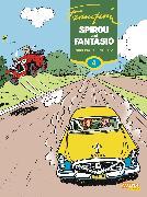 Cover-Bild zu Franquin, André: Spirou & Fantasio Gesamtausgabe 04: Moderne Abenteuer