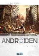 Cover-Bild zu Morvan, Jean-David: Androiden. Band 7