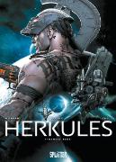 Cover-Bild zu Morvan, Jean-David: Herkules 01. Nemeas Blut