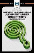 Cover-Bild zu Morvan, Camille: An Analysis of Amos Tversky and Daniel Kahneman's Judgment under Uncertainty