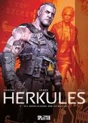 Cover-Bild zu Morvan, Jean-David: Herkules. Band 3