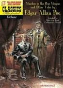 Cover-Bild zu Edgar Allan Poe: Classics Illustrated Deluxe #10: The Murders in the Rue Morgue, and Other Tales