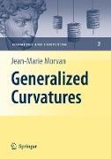 Cover-Bild zu Morvan, Jean-Marie: Generalized Curvatures