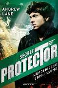 Cover-Bild zu Lane, Andrew: Secret Protector, Band 2: Mörderische Erpressung