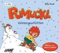 Cover-Bild zu Pumuckl Wintergeschichten von Kaut, Ellis