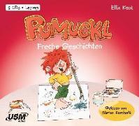 Cover-Bild zu Pumuckl Freche Geschichten von Kaut, Ellis