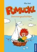 Cover-Bild zu Pumuckl Vorlesebuch - Sommergeschichten (eBook) von Kaut, Ellis