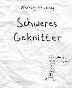 Cover-Bild zu @KriegundFreitag: Schweres Geknitter