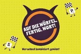 Cover-Bild zu Barkat, Hadi: Auf die Würfel, fertig, Wort!