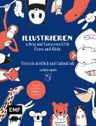 Cover-Bild zu Illustrieren - witzig und fantasievoll für Groß und Klein