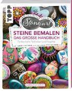 Cover-Bild zu StoneArt: Steine bemalen - Das große Handbuch von Sarles, Samantha
