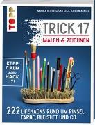 Cover-Bild zu Trick 17 Malen & Zeichnen von Reiter, Monika