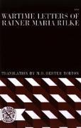 Cover-Bild zu Wartime Letters of Rainer Maria Rilke (eBook) von Rilke, Rainer Maria