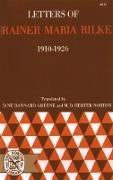 Cover-Bild zu Letters of Rainer Maria Rilke, 1910-1926 (eBook) von Rilke, Rainer Maria