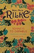 Cover-Bild zu Sonnets to Orpheus von Rilke, Rainer Maria