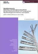 Cover-Bild zu Marktforschung für Marketing- und Verkaufsverantwortliche von ter Hofte-Fankhauser, Kathrin