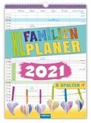 Cover-Bild zu XL-Familienplaner 2021
