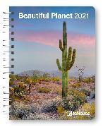 Cover-Bild zu Beautiful Planet 2021 - Buchkalender - Taschenkalender - Fotokalender - 16,5x21,6