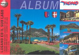 Cover-Bild zu Album Lugano und sein See