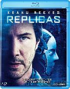 Cover-Bild zu Replicas Blu Ray von Jeffrey Nachmanoff (Reg.)