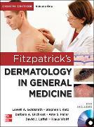 Cover-Bild zu Fitzpatrick's Dermatology in General Medicine, Eighth Edition, 2 Volume set von Goldsmith, Lowell