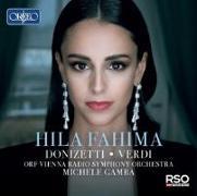 Cover-Bild zu Opera Arias von Donizetti, Gaetano (Komponist)