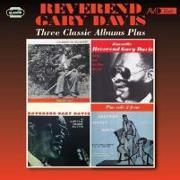 Cover-Bild zu Three Classic Albums Plus von Davis, Reverend Gary