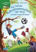 Cover-Bild zu Margil, Irene: Gemeinsam lesen: Die tollste Fußballmannschaft der Welt und der magische Baum