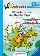 Cover-Bild zu Grolik, Markus: Leserabe - Ritter Artur und der Drache Pups