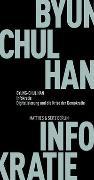 Cover-Bild zu Infokratie von Han, Byung-Chul