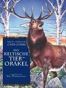 Cover-Bild zu Das Keltische Tierorakel von Carr-Gomm, Philip