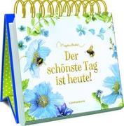 Cover-Bild zu Bastin, Marjolein (Illustr.): Der schönste Tag ist heute!