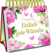 Cover-Bild zu Bastin, Marjolein (Illustr.): Einfach gute Wünsche