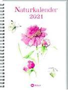 Cover-Bild zu Bastin, Marjolein: Naturkalender 2021