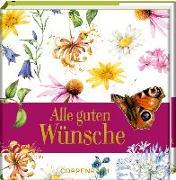 Cover-Bild zu Bastin, Marjolein (Illustr.): Alle guten Wünsche